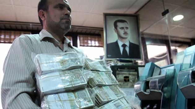 Siria ha perdido 100.000 millones de dólares durante el conflicto armado