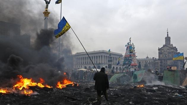 """Crisis ucraniana es una guerra de continentes donde Ucrania es solo una ficha de EE.UU."""