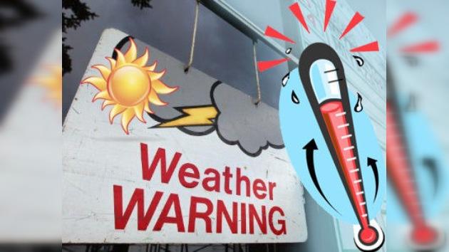 Las altas temperaturas en EE. UU. baten niveles récord