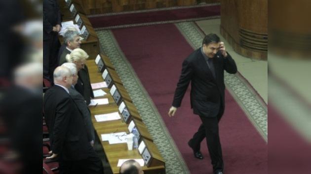 Los laboristas georgianos quieren llevar a Saakashvili a la Haya