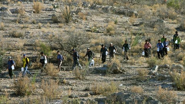 Antiinmigrantes estadounidenses, otra barrera fronteriza para los indocumentados
