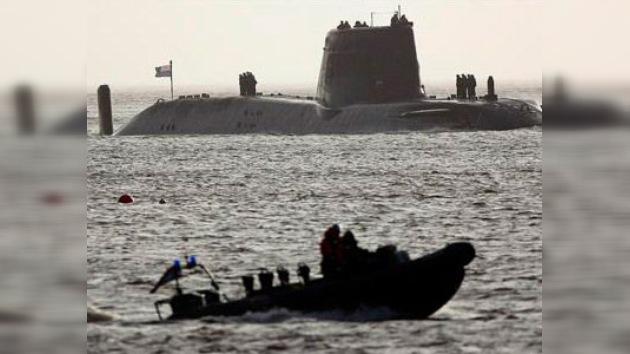 Londres planea enviar un submarino nuclear a las Malvinas en respuesta al Mercosur