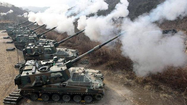 Arranca el mayor simulacro militar en Corea del Sur para disuadir al Norte