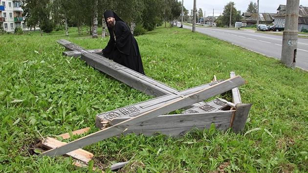 El Parlamento ruso ultima una ley que castigará con cárcel las ofensas religiosas