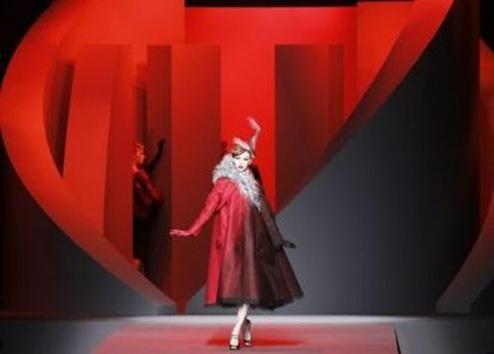 Verano 2011: el nuevo desfile de John Galliano para Christian Dior