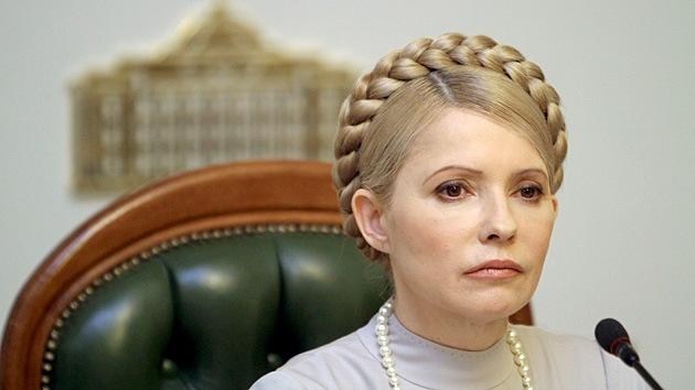 """""""Timoshenko cometió un suicidio político aplicando la retórica antirrusa"""""""