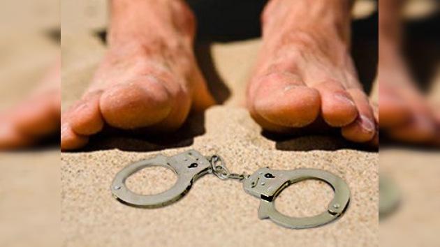 El 'bandido descalzo' es sentenciado a siete años de cárcel