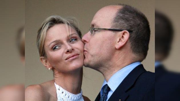 No acaba aún la luna de miel y parece que el enlace de Alberto de Mónaco va para divorcio