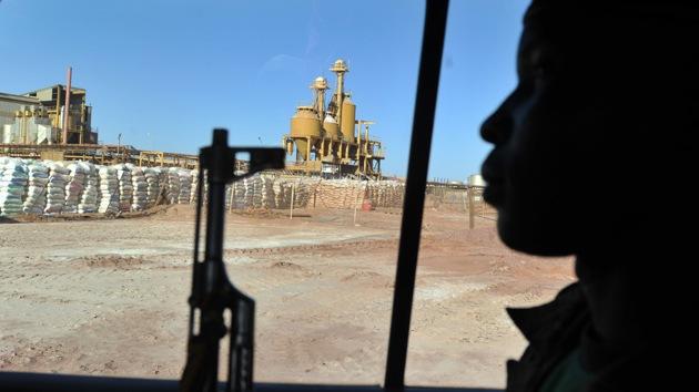 Fuerzas especiales galas protegerán las minas de uranio francesas en Níger