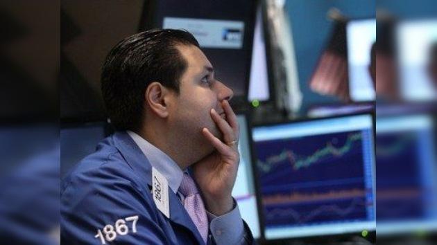 Las bolsas de valores de EE .UU. sufren el mayor descenso desde mediados de 2010