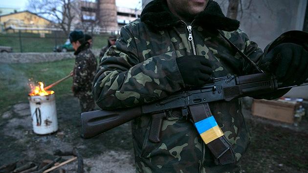 Ucrania 'resucita' la Guardia Nacional