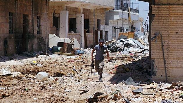 John Kerry: EE.UU. no enviará tropas a Siria, pero no descarta ayudar más a los rebeldes