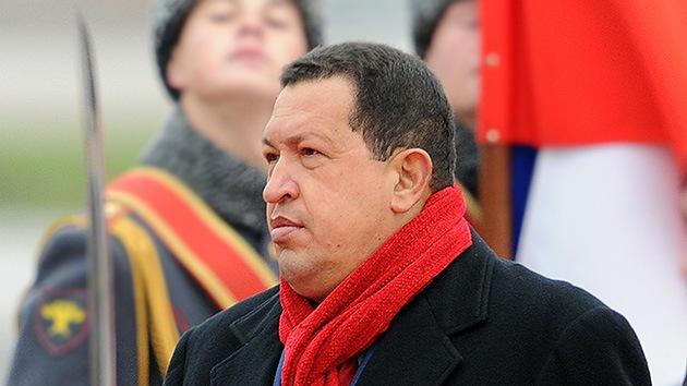 Moscú ya tiene una calle en honor a Hugo Chávez
