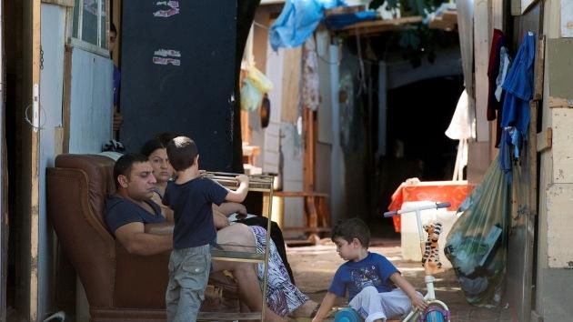 Un alcalde francés se suicidará si una caravana de gitanos regresa a su pueblo