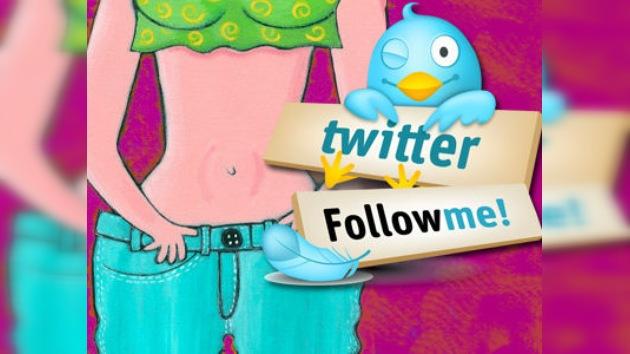 Twitter permite la apología de la anorexia en España
