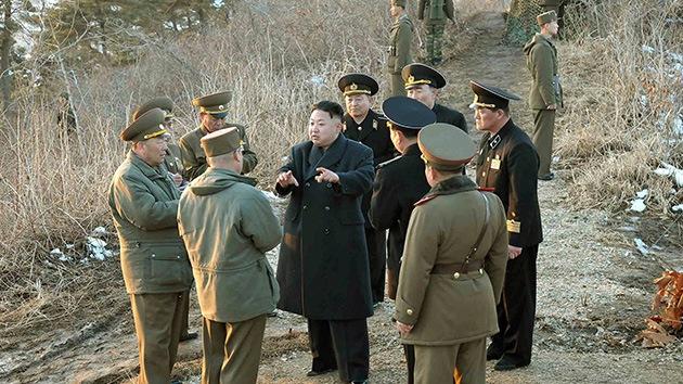 Seúl cree que Corea del Norte se dispone a realizar maniobras militares a gran escala