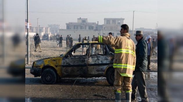 Tres personas incluido un niño mueren en ataques terroristas en Afganistán