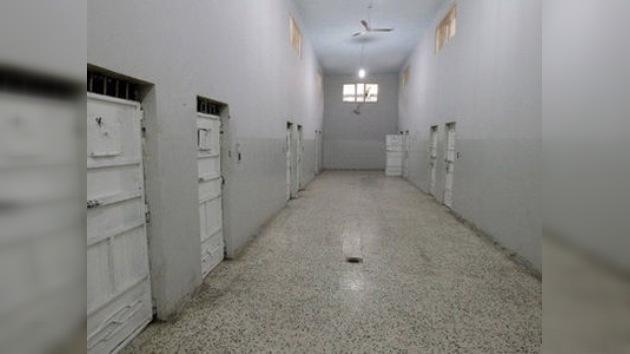 La prisión del hijo de Gaddafi: lujo oriental entre barrotes