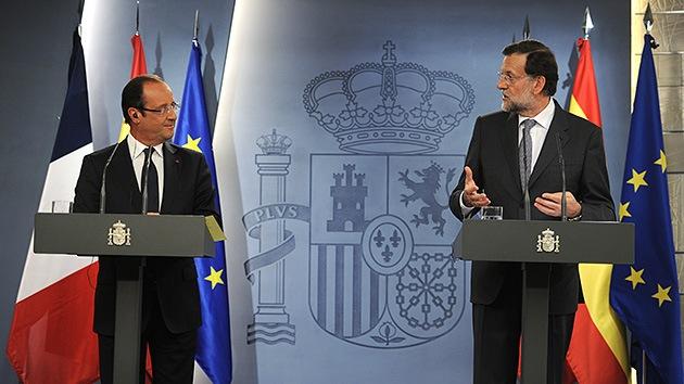 España y Francia ven necesaria la dimisión de Al Assad