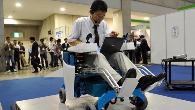 Video: Japón inaugura la Semana del Robot 2012