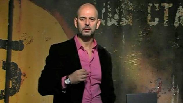 Estreno en RT: Daniel Estulin investiga los secretos más turbios 'Desde la sombra'