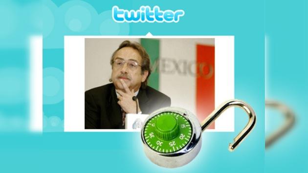 Hackers atacan twitter de directivo de la FMF