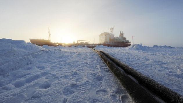 Rusia ofrece al mundo un nuevo tipo de petróleo: el Arctic Oil
