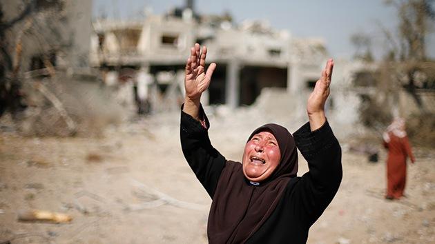 """""""Si hay alguien que tenga más culpa que Israel en el conflicto de Gaza, ese es EE.UU."""""""