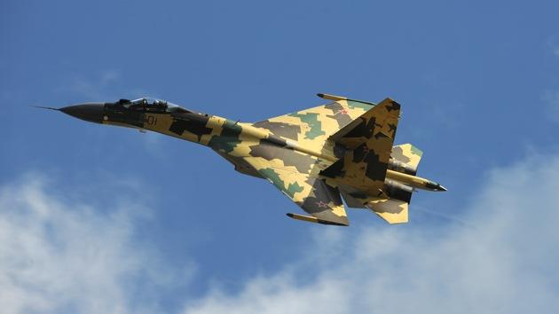 El caza ruso Su-35 se exhibirá por primera vez en el extranjero en junio