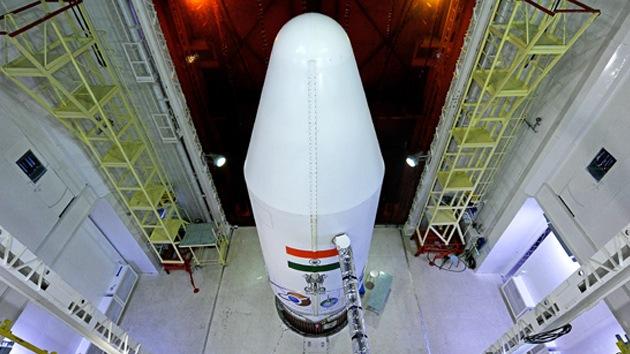 La India inicia la cuenta atrás para lanzar su primera misión a Marte