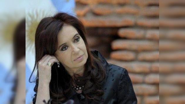 """Crisitina Fernández tilda de """"mediocridad"""" las palabras de Cameron sobre Malvinas"""