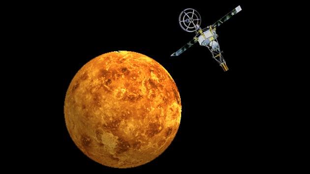 La NASA resuelve los misterios de la atmósfera de Venus