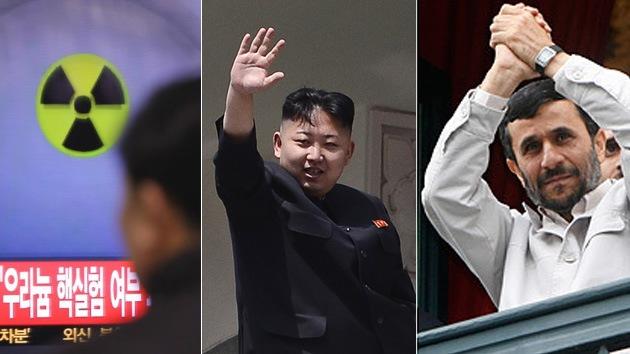 Irán podría haber presenciado el ensayo nuclear de Corea del Norte