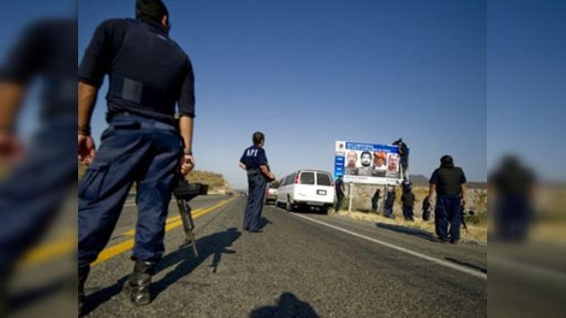 Operativo contra cartel criminal en México termina con 11 muertos y 36 detenidos