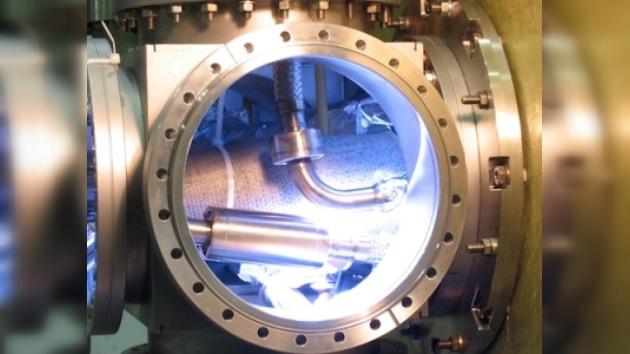 Un grupo de  físicos logra atrapar una porción de antimateria
