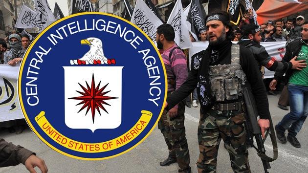 La CIA trabaja en Siria codo con codo con insurgentes para que sean más eficaces