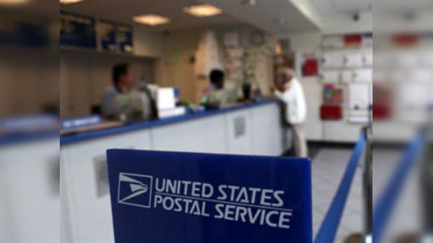 La empresa de correos de EE. UU. está al borde del impago
