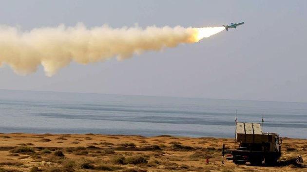 Irán airea sus misiles de cuarta generación Fateh-110