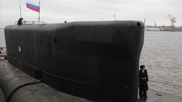 Dos submarinos nucleares rusos entrarán en servicio en 2014 en el este del país