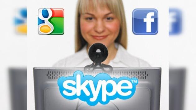 Facebook y Google pujan por adquirir Skype