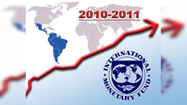 Latinoamérica acelerará su economía en  2010 y 2011