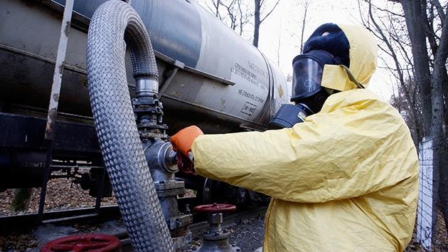 Donetsk denuncia que el Ejército ucraniano traslada sustancias químicas desconocidas