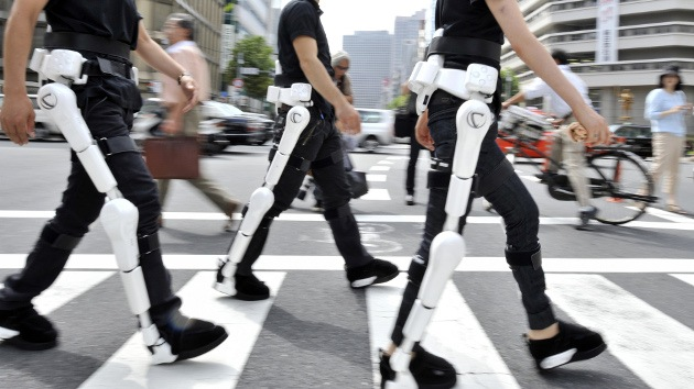 Una pierna robótica recibe la certificación internacional de calidad