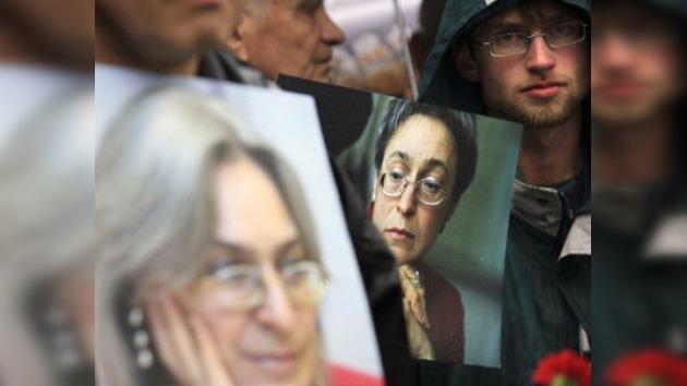 Autorizan el arresto del presunto organizador del asesinato de Politkóvskaya