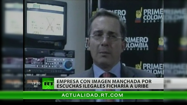 Murdoch propone a Álvaro Uribe como miembro del Consejo de Administración de Newscorp