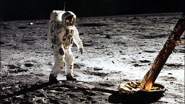 """Buzz Aldrin, segundo en pisar la Luna: """"China será el primero en volver a enviar un hombre"""""""