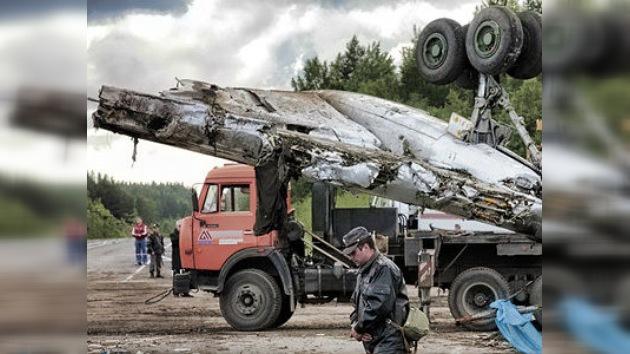 Mueren otros dos de los heridos graves de la catástrofe aérea al norte de Rusia