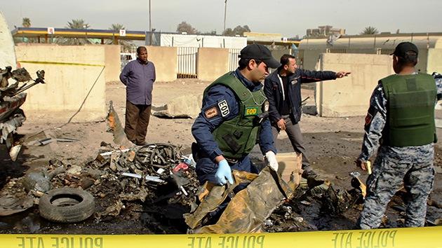 Irak: una ola de atentados deja al menos 17 muertos