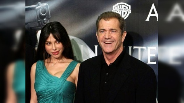 Oksana Grigorieva consigue que Mel Gibson le pague más pensión para su hija