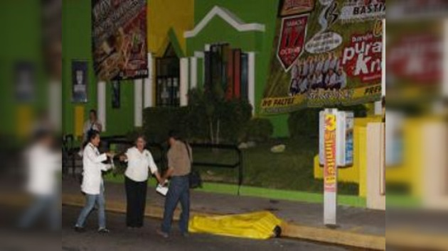 Seis muertos en un tiroteo en discoteca mexicana